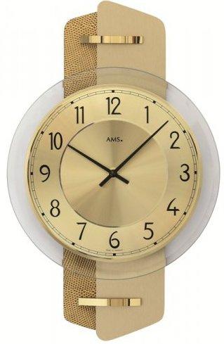 Nástenné hodiny 9405 AMS 38cm,