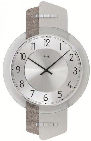 Nástenné hodiny 9408 AMS 38cm,