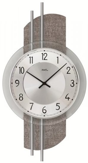 Nástenné hodiny 9412 AMS 45cm,