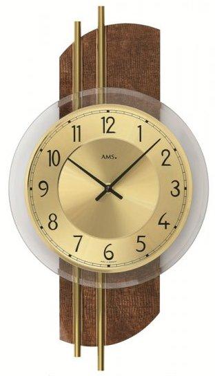 Nástenné hodiny 9413 AMS 45cm,