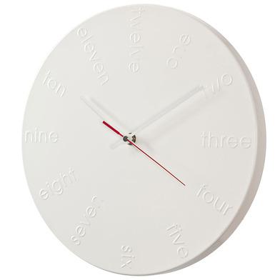 Nástenné hodiny Balvi Ghost 30cm,