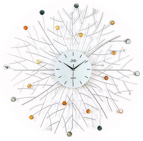 Nástenné hodiny dizajn JVD kj65 80cm,