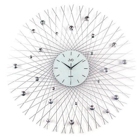 Nástenné hodiny dizajn JVD kJ66 80cm,