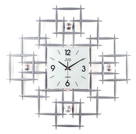 Nástenné hodiny dizajn JVD kJ67 56cm,