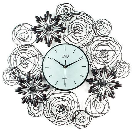 Nástenné hodiny dizajn JVD kJ68 60cm,