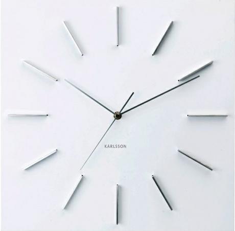 Nastenne hodiny elegance 40 cm,