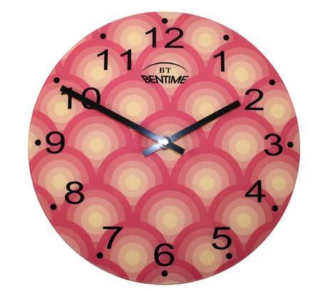Nástenné hodiny H16 AR295YR 30cm,