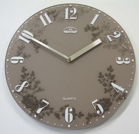 Nástenné hodiny H16 AR320GY 32cm,