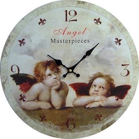 Nástenné hodiny hl Angel 34cm,