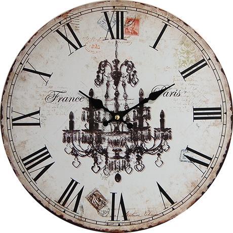 Nástenné hodiny hl France 34cm,