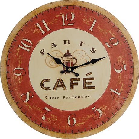 Nástenné hodiny hl Paris Café 2 34cm,
