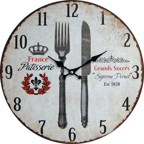 Nástenné hodiny Hl Restaurant 34cm,