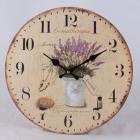 Nástenné hodiny HLC, Aromathérapie, 34cm,