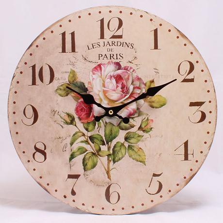 Nástenné hodiny HLC, Paris, 34cm,