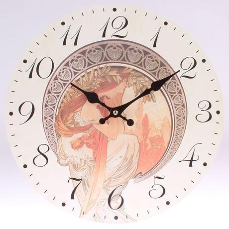 Nástenné hodiny HLC, Roma 1, 34cm,