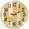 Nástenné hodiny HLC, Vertikal, 34cm,