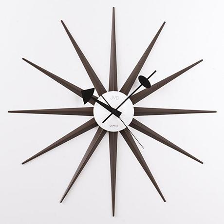 Nástenné hodiny HT500.2 50cm,