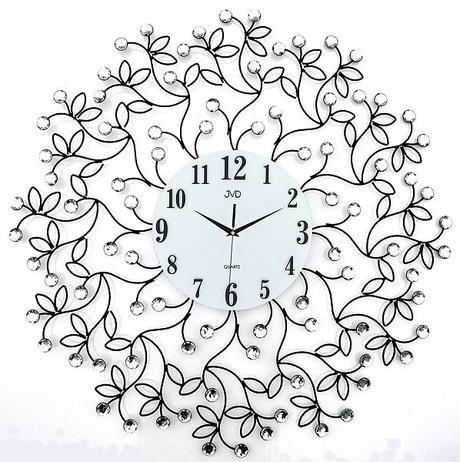 Nástenné hodiny JVD design HJ75, 70cm,