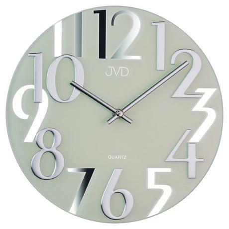 Nástenné hodiny JVD design HT 101.1 29cm,