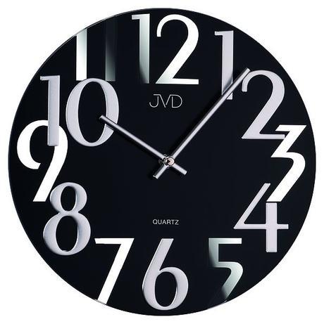 Nástenné hodiny JVD design HT 101.2 29cm,