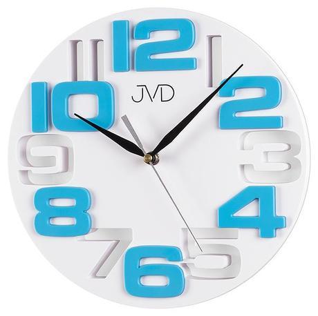 Nástenné hodiny JVD H107.6 25cm,