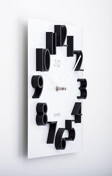 Nástenné hodiny JVD HB17 30cm,