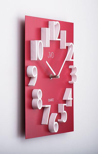 Nástenné hodiny JVD HB18 30cm,