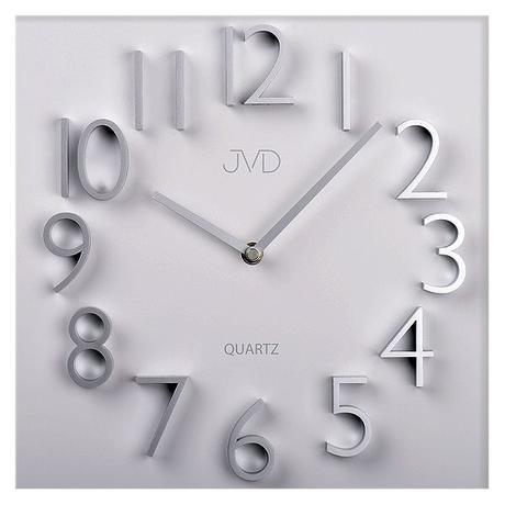 Nástenné hodiny JVD HB19 30cm,