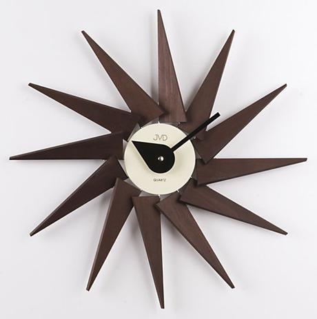 Nástenné hodiny JVD HT 097  50cm,