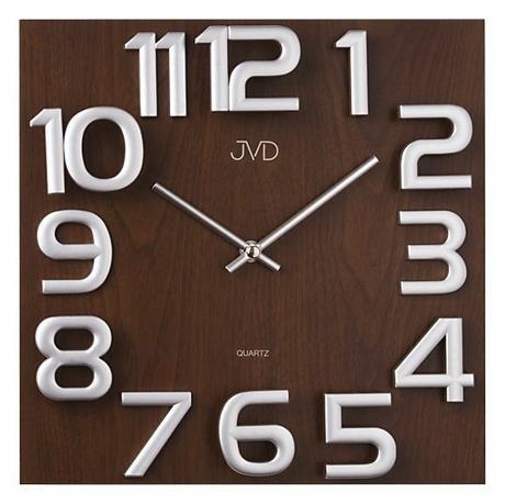 Nástenne hodiny JVD HT092.2 30cm,