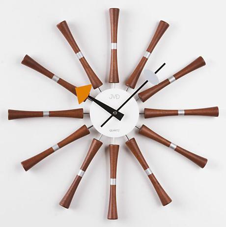 Nastenne hodiny JVD HT410,