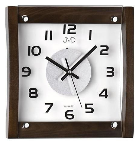 Nástenné hodiny JVD N11062.23 27x28cm,