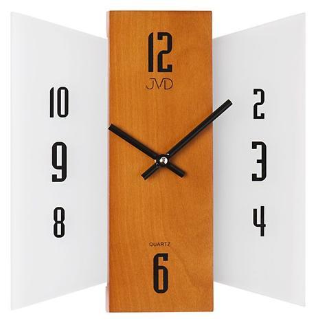 Nástenné hodiny JVD N12004.41 28cm,