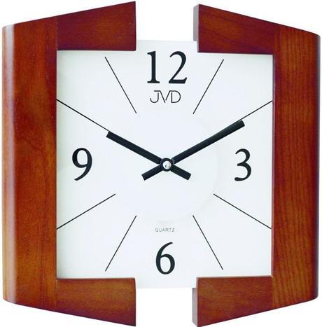 Nástenné hodiny JVD N12047. 41 30 cm,