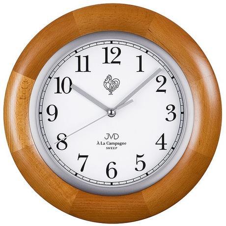 Nástenné hodiny JVD NS 26065.41 30cm,