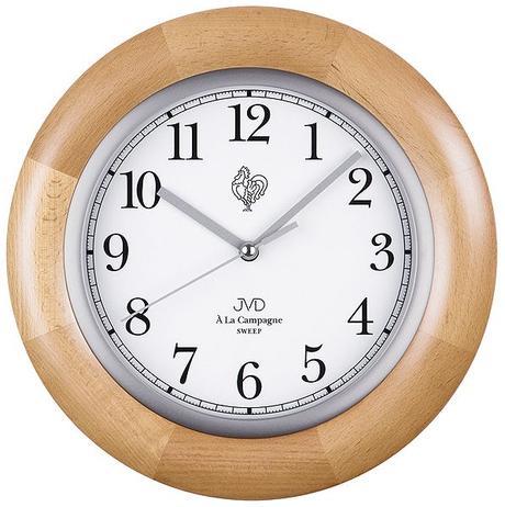 Nástenné hodiny JVD NS 26065.68 30cm,
