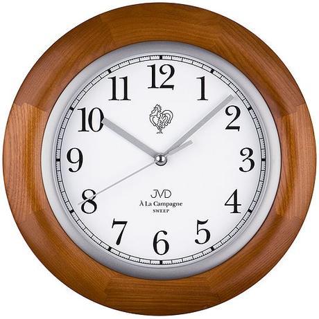 Nástenné hodiny JVD NS 26065.l1 30cm,