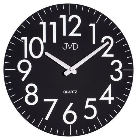 Nástenné hodiny JVD quartz HA13.1 30cm,