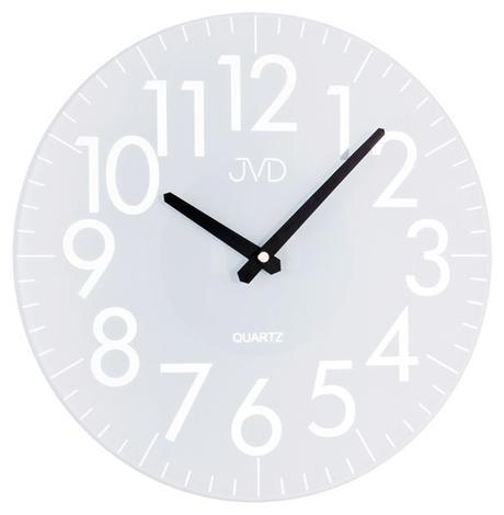 Nástenné hodiny JVD quartz HA13.2 30cm,