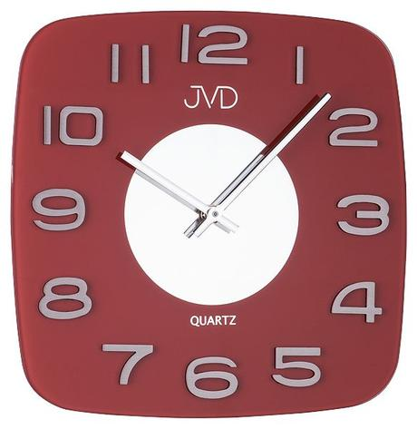 Nástenné hodiny JVD quartz HA14 28cm,