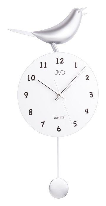 Nástenné hodiny JVD quartz HB01 55cm,