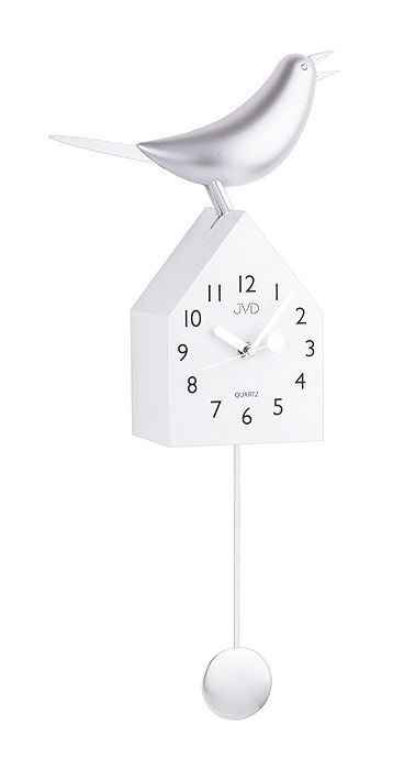 Nástenné hodiny JVD quartz HB02 54cm,