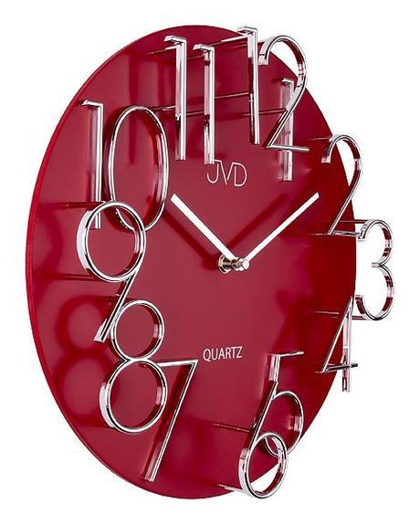 Nástenné hodiny JVD quartz HB09 32cm,