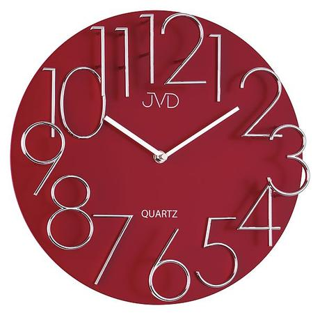 Nástenné hodiny JVD quartz HB10 32cm,