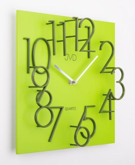Nástenné hodiny JVD quartz HB24.1 30cm,