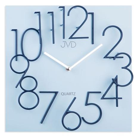 Nástenné hodiny JVD quartz HB24.2 30cm,