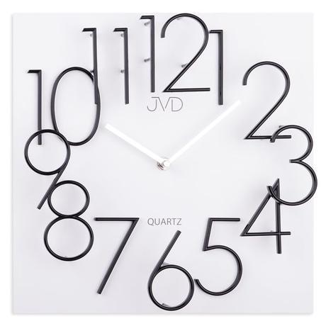 Nástenné hodiny JVD quartz HB24.3 30cm,