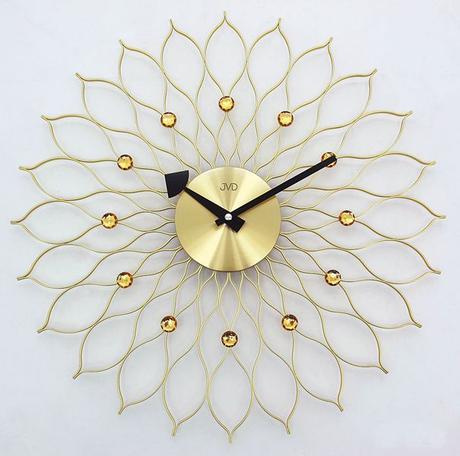 Nástenné hodiny JVD quartz HT133.2, 49cm,