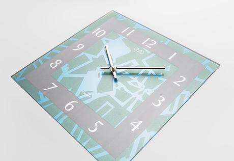 Nástenné hodiny JVD quartz N12030.1 30 cm,