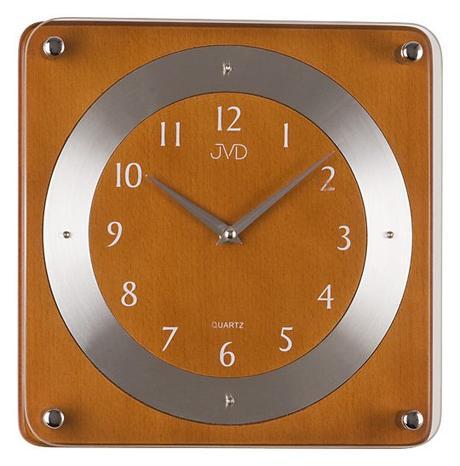 Nástenné hodiny JVD quartz N20127.41 29cm,